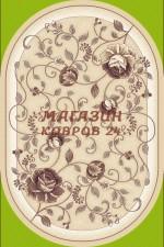 Белорусский ковер renesans 2692a2x o