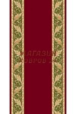 Кремлевская ковровая дорожка kremlevskie d040 red green