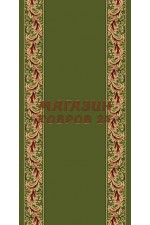 Кремлевская ковровая дорожка kremlevskie d044 green
