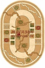 Российский ковер   Belogorsk olympos 5734