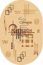 Российский ковер   Belogorsk olympos 5728