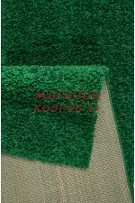 Однотонный ковёр Viva 1039_1_36600 Зеленый