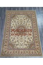 Натуральный ковер Фараше 052_491660 Бежевый
