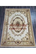 Натуральный ковер Фараше 171_491440 Крем