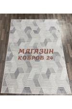Натуральный ковер Серенити 23003_5747 Серый