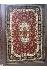 Молдавский ковер Floare 12302 Красный