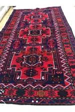 Дагестанский ковер ручной работы 9901 Красный