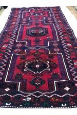 Дагестанский ковер ручной работы 9903 Красный