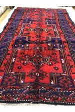 Дагестанский ковер ручной работы 9904 Красный