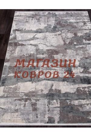 Турецкий ковер Olimpos 412 Серый