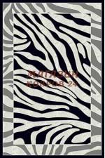 Российский ковер Mega Carving 8316 Черный