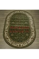 Ковер Super Aquarel   20624 22111 Зеленый овал
