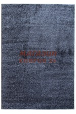 Однотонный ковёр Platinum 600 Синий