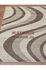 Однотонный ковёр Platinum 617 Крем