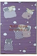 Детский ковер Sofit 2922 Светло-розовый