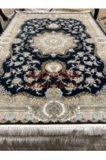 Иранский ковер Mashad 5000 05 Темно-синий