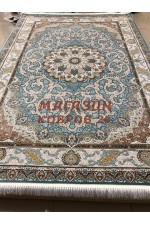 Иранский ковер Mashad 5000 27 Голубой