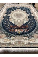 Иранский ковер Mashad 5000 17 Темно-синий