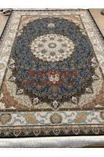 Иранский ковер Mashad 5000 19 Синий