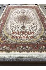 Иранский ковер Abrishim  03 Крем