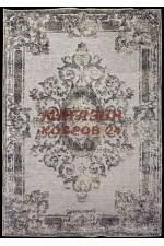 Бельгийский ковер genova 38460 - 252590 Серый
