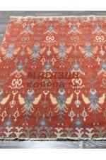 Бельгийский ковер Djobie 45-60 - 300 Красный