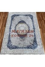 Шерстяной ковер Otto 2806 Синий