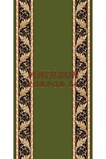 Кремлевская ковровая дорожка kremlevskie d040 green