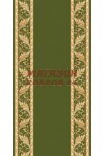Кремлевская ковровая дорожка kremlevskie d040 green 2