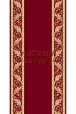 Кремлевская ковровая дорожка kremlevskie d040 red 2