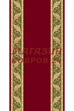 Ковер kremlevskie d040 red green