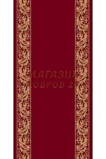 Кремлевская ковровая дорожка kremlevskie d044 red 2
