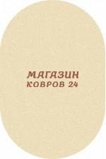 Однотонный ковёр Российский ковер Belogorsk comfort shaggy 2330