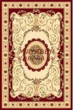 Российский ковер   Anapa olympos d072 cream red