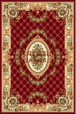 Российский ковер   Anapa olympos d075 red
