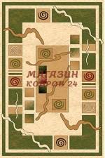 Российский ковер   Anapa olympos d077 cream green
