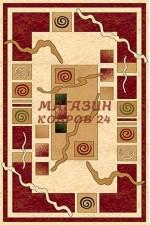 Российский ковер   Anapa olympos d077 cream red