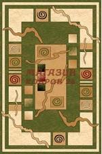 Российский ковер   Anapa olympos d077 green