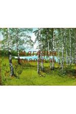 Российский ковер priroda 1