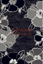 Российский ковер   Alagir d227 black gray