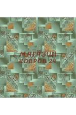 Бирюзовый ковёр vitebs neva enigma(620)