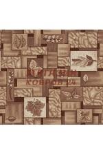 Коричневый ковёр vitebs neva laura(170)