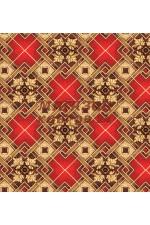 Коричневый ковёр vitebs neva parket(315)