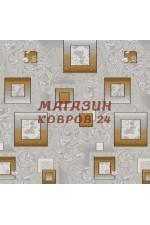 Серый ковёр vitebs neva yalta(920)